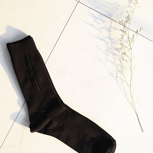 ASCLO Black Socks