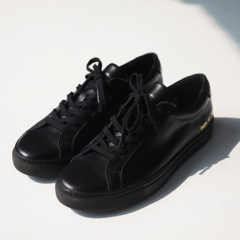 Common P Sneakers (Black)