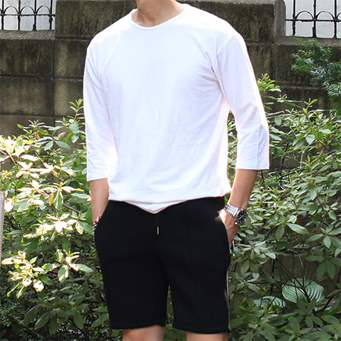 RM Basic 3/4 T-Shirt (3color)