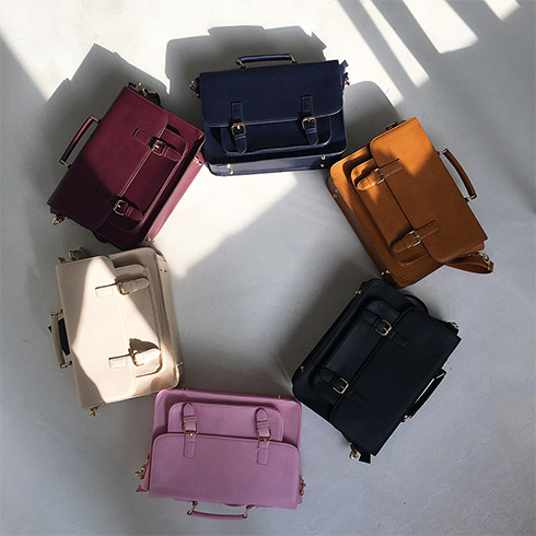 Ver.2 ASCLO Satchel Bag (6color)